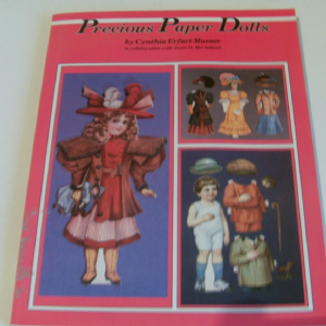 Precious Paper Dolls by Cynthis Erfurt Musser